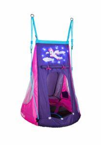 Nestschaukel mit Zelt, Kinderschaukell